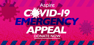 Aspire's Covid-19 Emergency Appeal